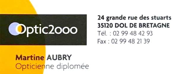 Optic 2000 Dol de Bretagne
